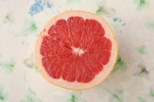 飲む日焼け止めのグレープフルーツ
